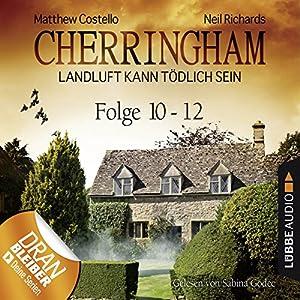 Cherringham - Landluft kann tödlich sein, Sammelband 4: Cherringham 10-12