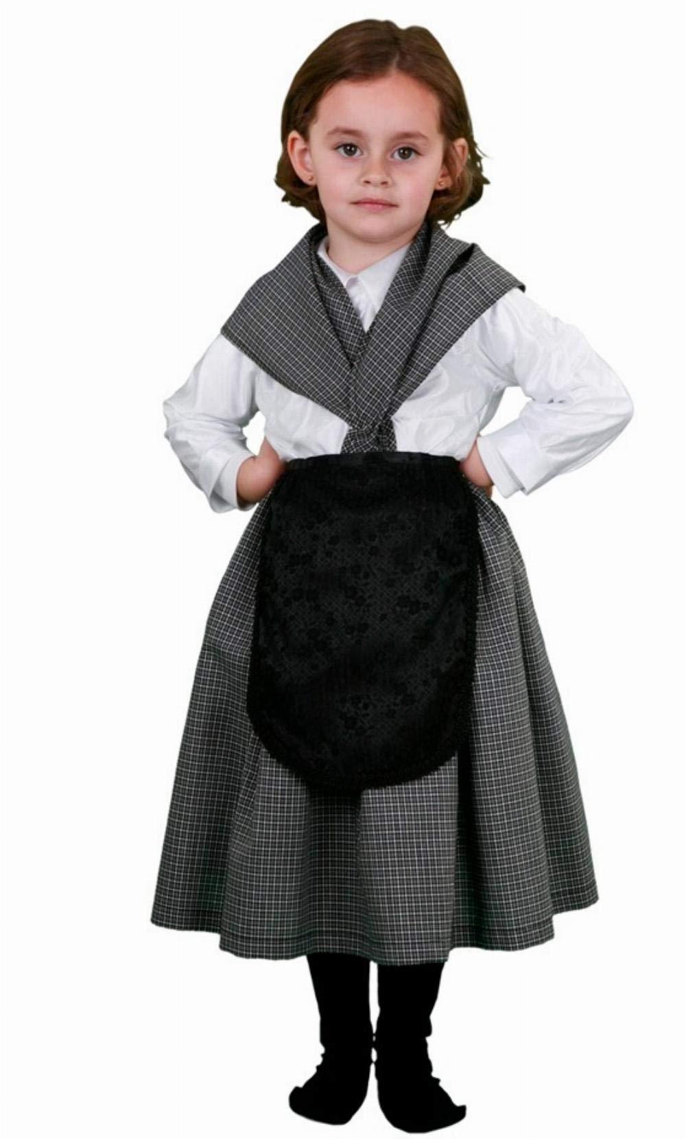 Yupiyei Disfraz de Castañera – 10-12 años