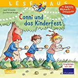 LESEMAUS 99: Conni und das Kinderfest
