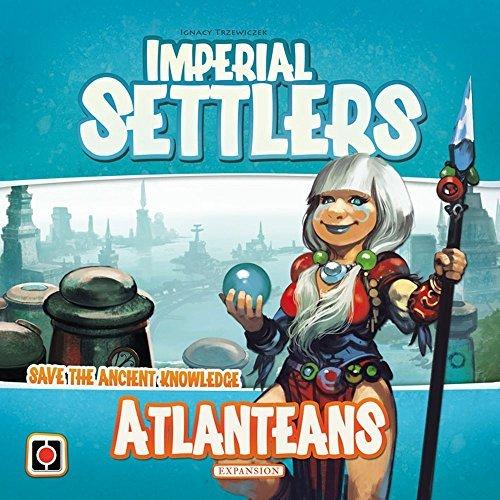 Imperial Settlers: Atlanteans Exp.