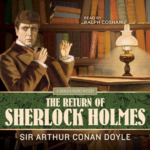 The Return of Sherlock Holmes  Audiolibri