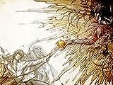 4-HOD622 Death Note L·Lawliet Yagami Light Yagami Soichiro Tota Matsuda 80cm x 60cm,32inch x 24inch Silk Print Poster