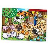 Orchard-Toys-Puzle-de-granja-importado-del-Reino-Unido
