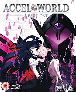 Accel World Pt 1 [Blu-ray]
