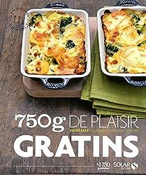 750 gr gratins