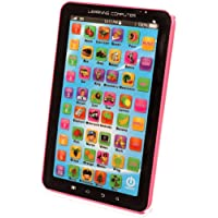 Smizzy Educational Learning Tablet Computer Game Toy for Kids -Boy/Girl , Assorted Color
