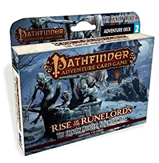 Paizo PAI06002 - Kartenspiele, Pathfinder, Skinsaw Murders Adventure Deck (1601255624) | Amazon price tracker / tracking, Amazon price history charts, Amazon price watches, Amazon price drop alerts
