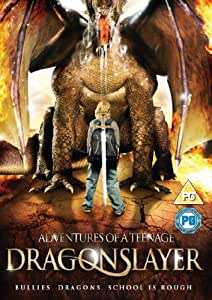 Adventures Of A Teenage Dragon Slayer [DVD]