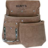 Advanced Kunys Slit Grain Carpenters Tool Pouch [Pack of 1] --