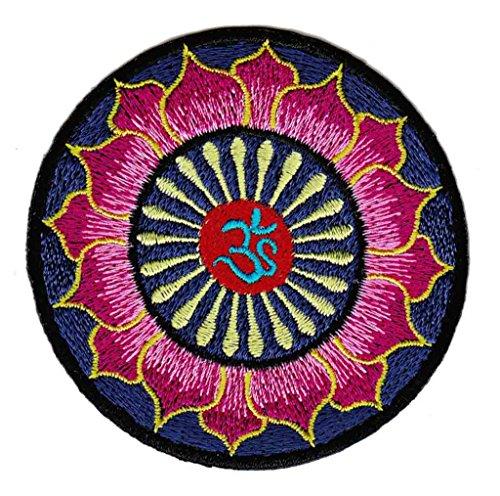 Parche plancha de Hindú India Nepal Yoga Tibet