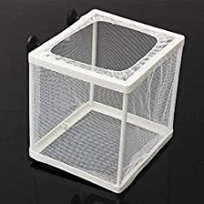 HITSAN INCORPORATION Fish Hatchery Breeder Net Fry Mesh Enclosure