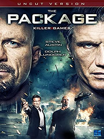 The Package: Killer Games (Uncut Version) [2013]