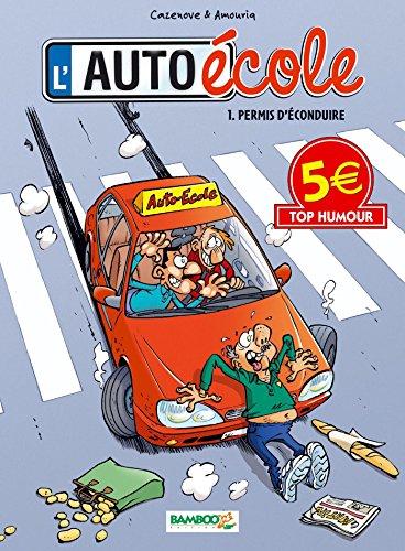 L'AUTO ECOLE T1 TOP HUMOUR 2014