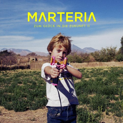 Marteria: Zum Glück in die Zukunft II (Audio CD)