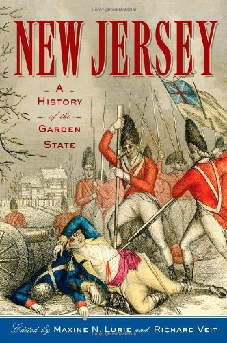 New Jersey: A History of the Garden State (English Edition)