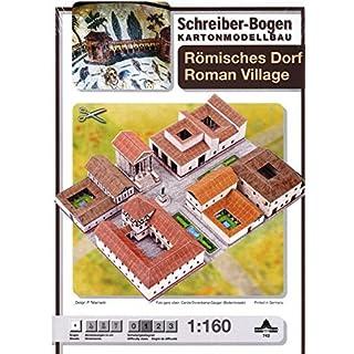Aue-Verlag 42 x 30 x 7 cm Roman Village Model Kit