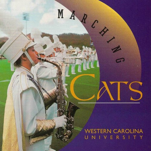 Western Carolina University Marching Cats 1995 Western Carolina University