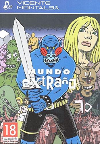 Descargar Libro Libro Mundo extraño (Thermozero) de Vicente Montalbá