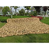 elecfan® Camouflage Hunting Camouflage Net Camouflage Net Forest 2MX4M, 2MX5M Landscape 2MX3M 3MX3M 3MX4M 6MX5M, A04, 2M*4M