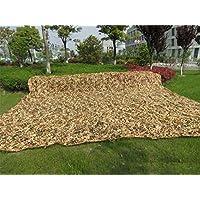 Elecfan® Filet de camouflage de chasse pour la forêt 2mx3m, 2mx4m, 3mx3m, 3mx4m, 4mx5m, 6mx6m, A04, 2M*4M