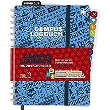 CampusLogbuch 2017/18: Der Semesterplaner für das WS 2017/18 & SS 2018
