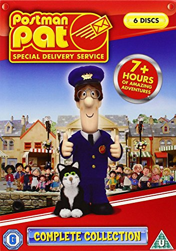 Postman Pat - Special Delivery Service - Complete Collection [6 DVDs] [UK Import]