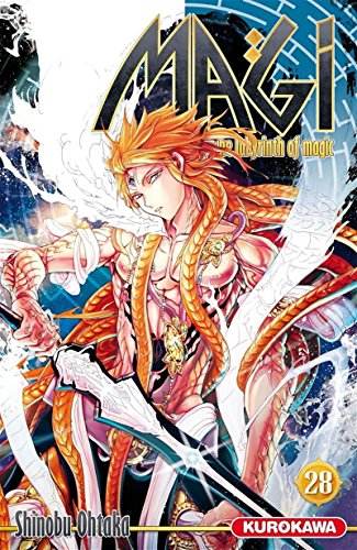Magi - The Labyrinth of Magic - tome 28 (28)