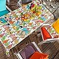 H.O.C.K. Matratzenkissen Outdoor 50x50x10cm Classic uni schwarz von H.O.C.K. auf Gartenmöbel von Du und Dein Garten