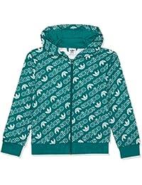 Ragazzi Felpe Amazon it Bambini E Abbigliamento Adidas wTw41qRg