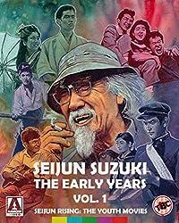 Seijun Suzuki: The Early Years. Vol. 1 Seijun Rising: The Youth Movies Limited Edition [Blu-ray] [Region Free]