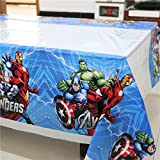 Party Propz Avenger Theme Table Covers For Birthday Parties