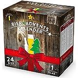 KALEA Bier Adventskalender mit 24 Bieren und 1 exklusivem Verkostungsglas (Edition deutsche Bierspezialitäten)