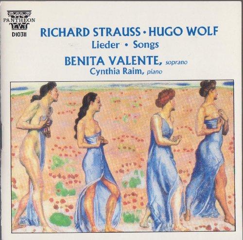 Richard Strauss & Hugo Wolf Lieder Songs