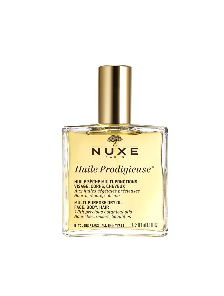 Nuxe Huile Prodigieuse Multi-Purpose Dry Oil Spray - Face, Body and Hair 100ml 5