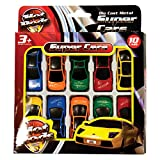 Picture Of HOT RODS Toy Cars - 10 Pack - Ideal gifting toy