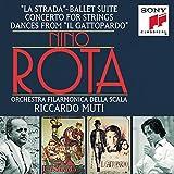 """Suite dal balletto """"La Strada"""" (1966): Suite dal balletto """"La Strada"""" (1966): Suite dal balletto """"La Strada"""" (1966): Suite dal balletto """"La Strada"""" (1966): 5. Zampanò uccide il """"Matto"""". Gelsomina impazzisce di dolore"""