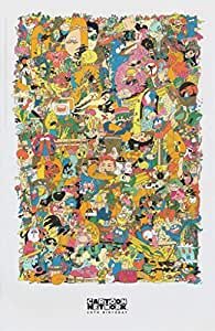 CARTOON NETWORK – US Imported Comic Con Movie Wall Poster Print – 30CM X 43CM Brand New