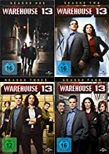 Warehouse 13 - Season One - Four, Staffel 1-4 im Set - Deutsche Originalware [14 DVDs] hier kaufen
