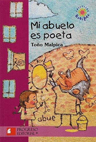 Mi abuelo es poeta/My Grandfather is Poet por Tono Malpica