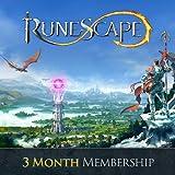 90 jours d'abonnement à RuneScape [Accès immédiat] [Game Connect]