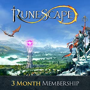 90 Tage Mitgliedschaft: RuneScape [Sofort-Zugang] [Game Connect]