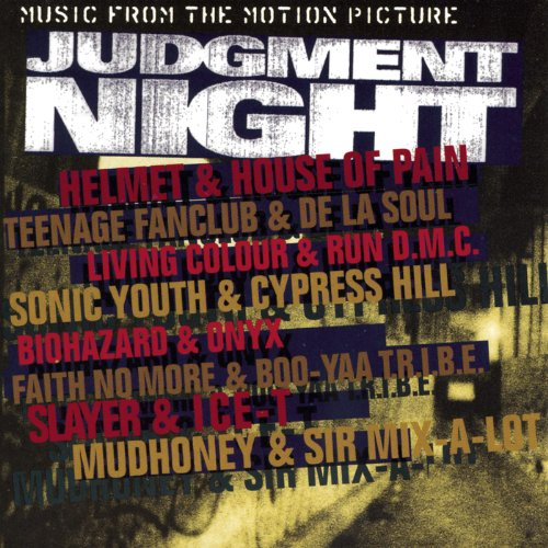 Judgement Night - Music From T...