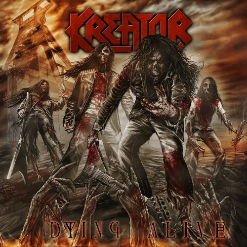 Dying Alive (2 cds) by Kreator (2013-09-03)