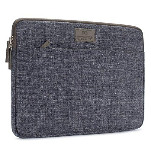 DOMISO 11.6 Zoll Laptophülle Hülle Tasche Sleeve Case Etui Notebook Schutzhülle Canvas-Gewebe für 11.6