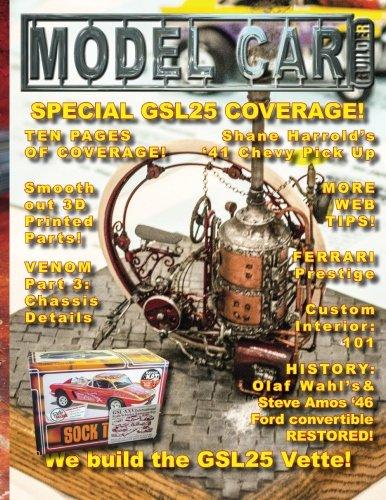 Model Car Builder No. 20: Tips, Tricks, How-Tos, and Feature Cars: Volume 2 por Mr. Roy R Sorenson