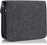 Urban Country Messenger Bag Small Satchel, Grey UC008002-Grey