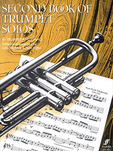 second-book-of-trumpet-solos-complete-faber-edition