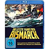 Die letzte Fahrt der Bismarck [Blu-ray]