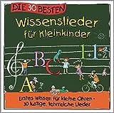 Die 30 besten Wissenslieder für Kleinkinder - erstes Wissen für kleine Ohren - Simone Sommerland