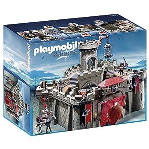 Playmobil Caballeros - Playset Castillo (6001)